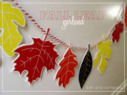 the 25 best fall leaf garland ideas on pinterest diy newspaper