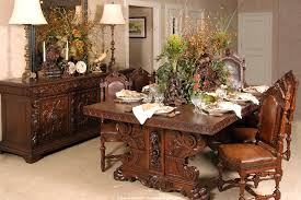 Antique Dining Room Chairs Styles - Antique dining room furniture