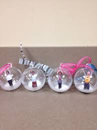 snow globe photo ornament keepsakes gifts and
