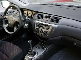 mitsubishi lancer 2015 interior 2003 mitsubishi lancer information and photos momentcar