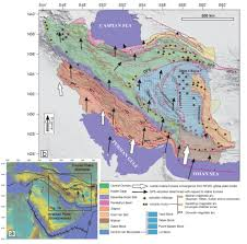 middle east earthquake zone map earthquake report iran patton