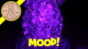 Purple Mood Orbeez Mood Lamp Maya Group Real Working Mood Light Youtube