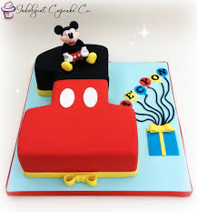 mickey mouse u0027number 1 u0027 cake coltan u0027s 1st birthday ideas