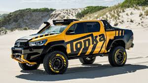 toyota a toyota made a tonka truck for adults because why not gizmodo