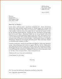 doc 450600 formal letter format u2013 formal business letter format