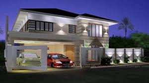 house style zen style house design youtube