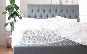 Bed Frame And Mattress Crave Mattress Luxury Usa Made Foam U0026 Innerspring Mattresses