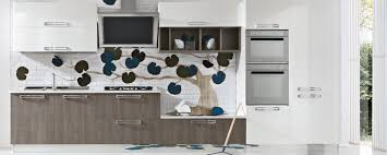 kitchen brown base wall cabinets white granite countertop island