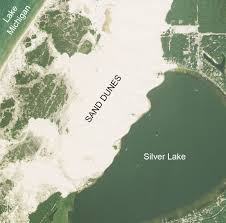 Michigan Dnr Lake Maps by Evaluation Reports U0026 Maps Friends Of Silver Lake U2013 A Community