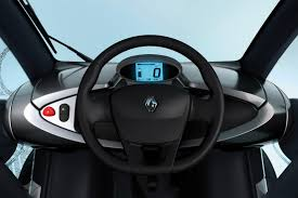 renault interior renault twizy brief about model