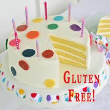 gluten free birthday cake gluten free happy birthday vanilla caroline s cakes