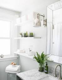 white bathroom decor ideas magnificent 20 bathroom decorating ideas with plants inspiration
