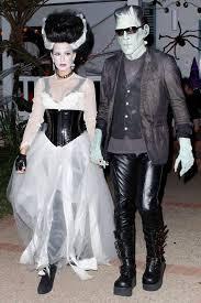 Frankenstein Halloween Costumes 74 Freaky Funny Couple Halloween Costumes Fun Rolling