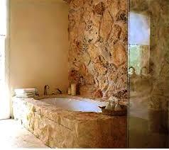 likewise bathroom design with river rock on rock bathroom design