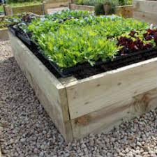 Raised Planter Beds by Raised Beds U0026 Timber Planters For Vegetable Gardening