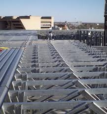 light gauge steel deck framing steel trusses light gauge solutions