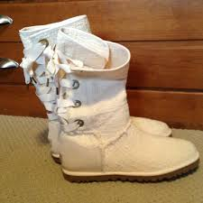 ugg boots sale marshalls 57 ugg boots lace up bow ugg boots from sydney s