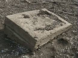 alum creek cground map erosion exposes caskets at alum creek wbns 10tv columbus ohio