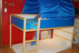 Safety Rail For Bunk Bed Bunk Bed With Bottom Safety Rail Home Design Ideas