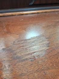 how to fix water damage on wood table awesome advice for chipped vaneer furniture rehab painted furniture