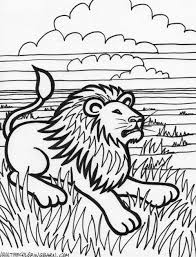 tiger printable free coloring pages on art coloring pages