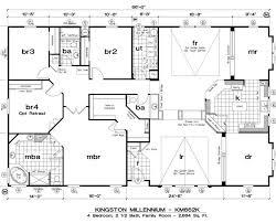 triple wide mobile homes floor plans floor plan for a modular home triple wide mobile homes plans