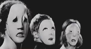 vintage masks the creepiest vintage costumes brandon arkell