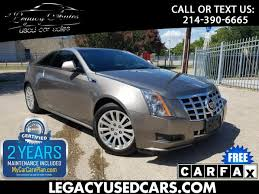 price of 2012 cadillac cts sold 2012 cadillac cts coupe in dallas