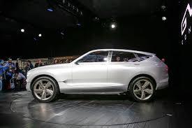 hyundai genesis suv genesis luxury brand expands with gv80 suv concept motor trend