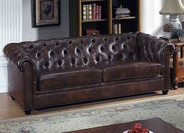 Abbyson Living Leather Sofa Top 25 Man Cave Sofas From Around The Web