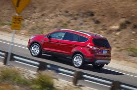 ford crossover escape 2017 ford escape first drive review motor trend