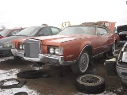 junkyard find 1972 lincoln continental mark iv the truth about cars