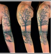tree design for sleeve for