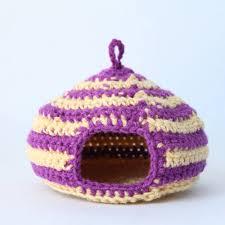 Hamster Bed Rat Cage Accessories Sugar Glider House Rat Hammock Sugar