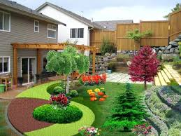 Simple Garden Design Ideas Landscaping Designs For Front Of House Garden Glamorous Simple