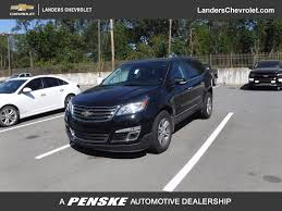 2016 used chevrolet traverse fwd 4dr lt w 1lt at landers ford
