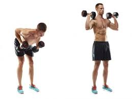 Chest Workout With Dumbbells At Home Without Bench The Home Dumbbell Workout For A Six Pack In Three Weeks Men U0027s Health