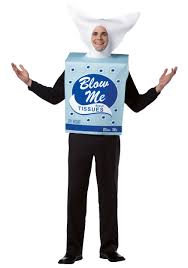 costumes ideas for adults me tissues costume costumes