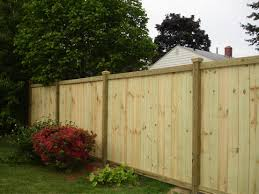 wood privacy fence type u2013 outdoor decorations
