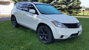 nissan murano 2017 white dipped the grille and wheels on my murano plastidip