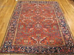 Antique Heriz Rug Rug Information Avriam Aziz Antique And Decorative Rugs