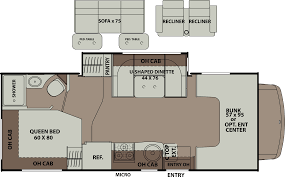 Dutch Star Rv Floor Plans 2014 Era 70a Rv Floor Plan Rv And Camping Life Pinterest Rv