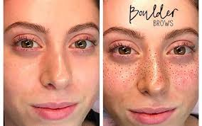 tattoo makeup freckles semi permanent freckles 300 by boulder brows in boulder co