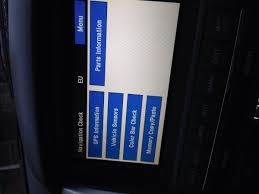 lexus rx300 sat nav disc location hidden service menu rx 300 rx 350 rx 400h rx 200t rx