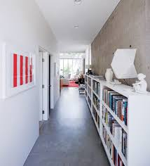 Lights For Bookcases Gorgeous Hallway Lighting For Low Ceilings Using Recessed Led