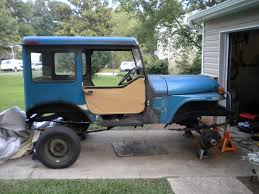 mail jeep 4x4 postal mail jeep build