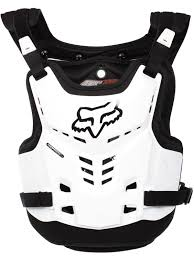 kids fox motocross gear fox white 2017 proframe lc roost deflector kids mx chest protector