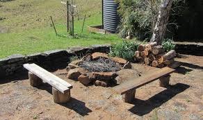 garden design with beautiful backyard fire pits to get landscaping