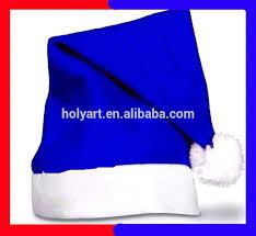 blue santa hat hot sale high quality green santa hats buy green santa hats