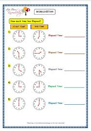 free worksheets time duration worksheets year 4 free math